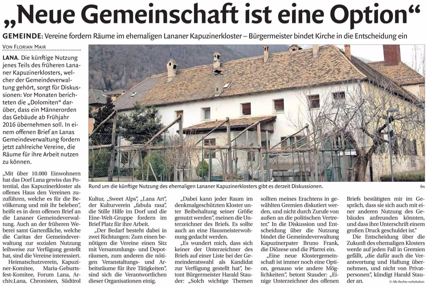 2015-05-27-Dolomiten-Kapuzinerkloster-Lana